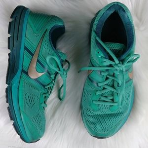 Nike Pegasus 29 Green Running Shoes Trainers